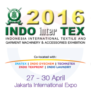 Indo Intertex, Yakarta 2016