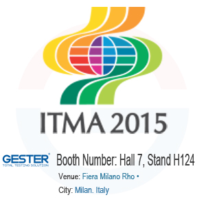 GESTER a ITMA 2015